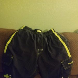 Beverly Hills Polo Club Hybrid Swim Trunks Size Me